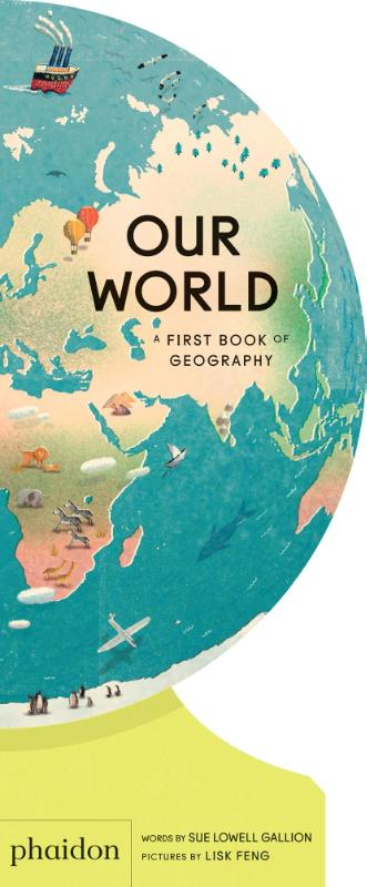 Our World,  A First Book of Geography