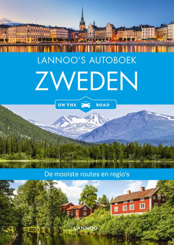 Lannoo's Autoboek - Zweden on the road