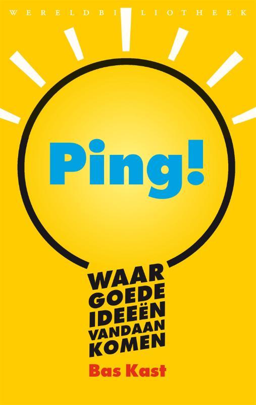 Ping! Waar goede ideeën vandaan komen