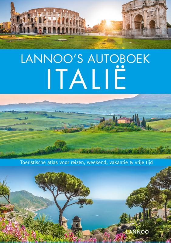 Lannoo's Autoboek Italië