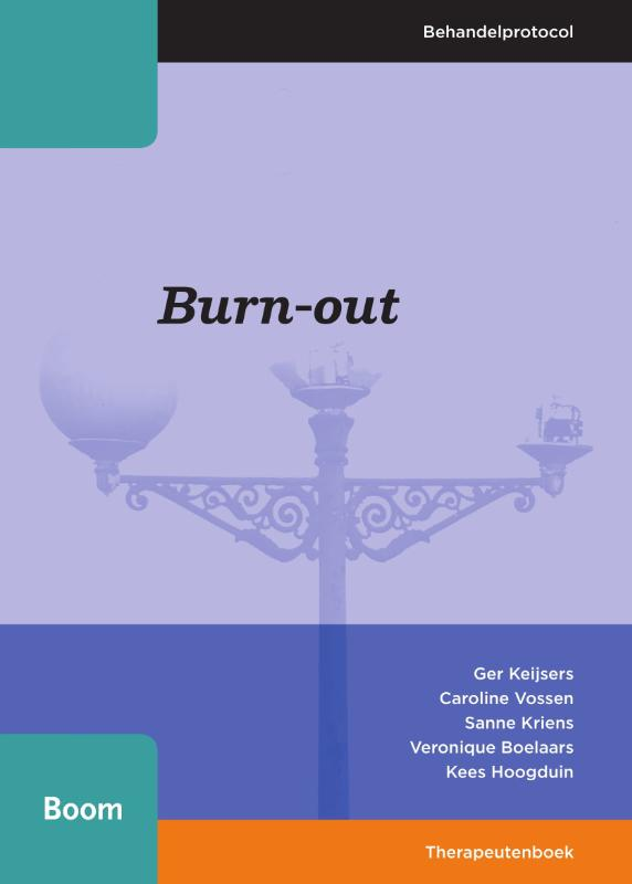 Burn-out Therapeutenboek