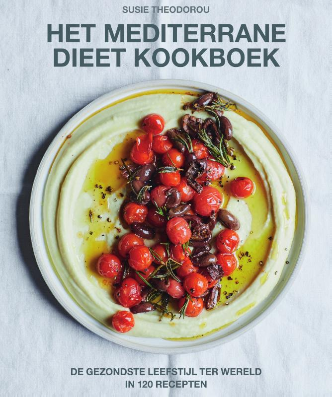 Het mediterrane dieet kookboek