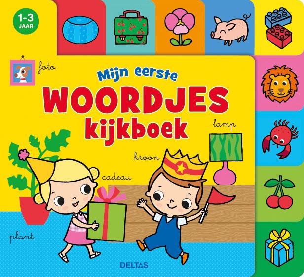 Mijn eerste woordjes kijkboek