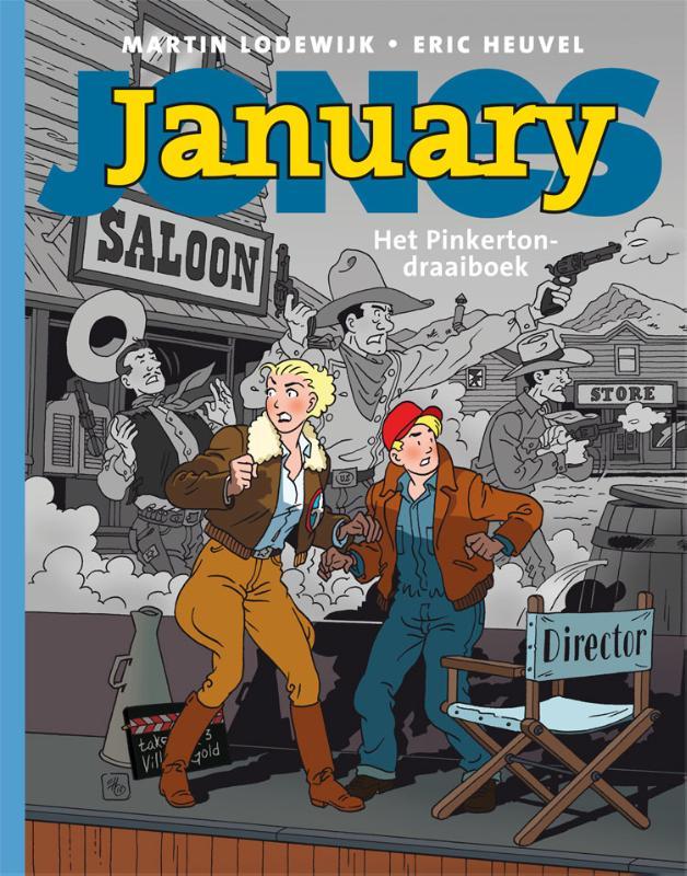 Het Pinkerton-draaiboek