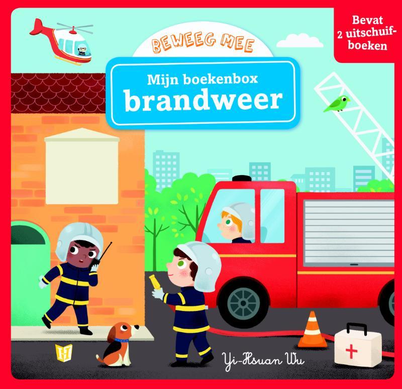 Mijn boekenbox, brandweer
