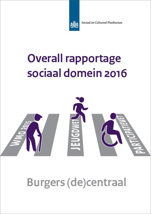 Overall rapportage sociaal domein 2016