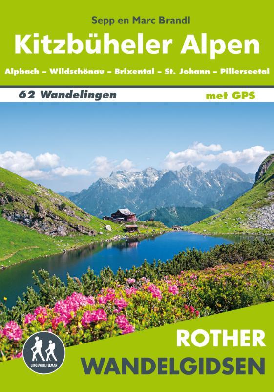Rother wandelgids Kitzbüheler Alpen