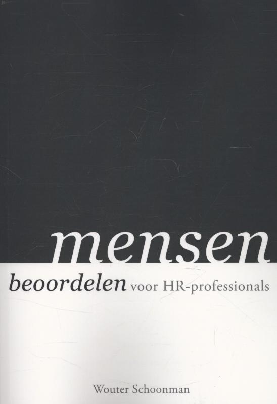 Mensen beoordelen voor HR-professionals