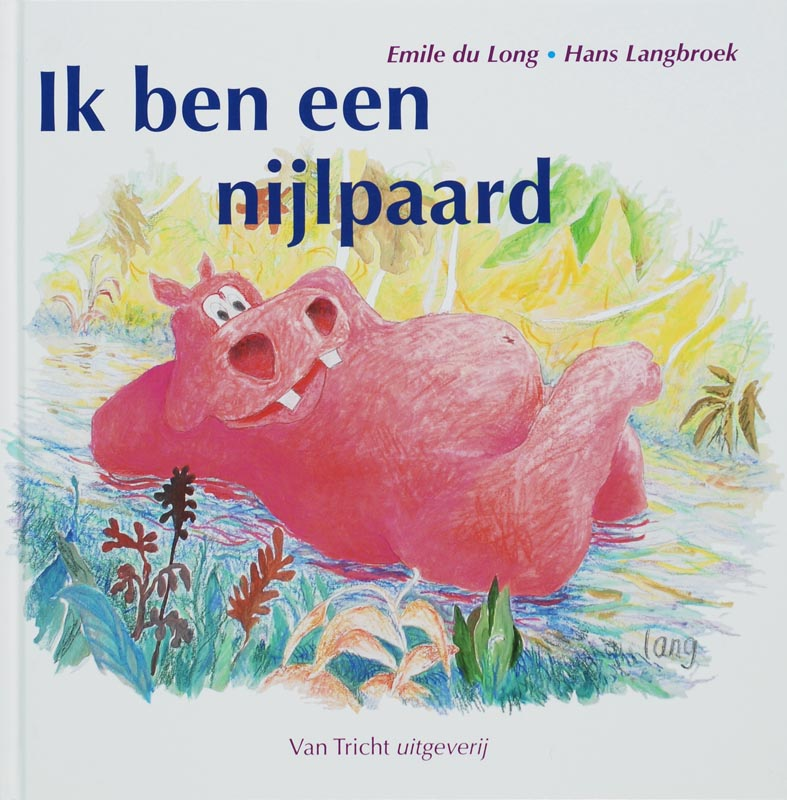 Ik ben een nijlpaard