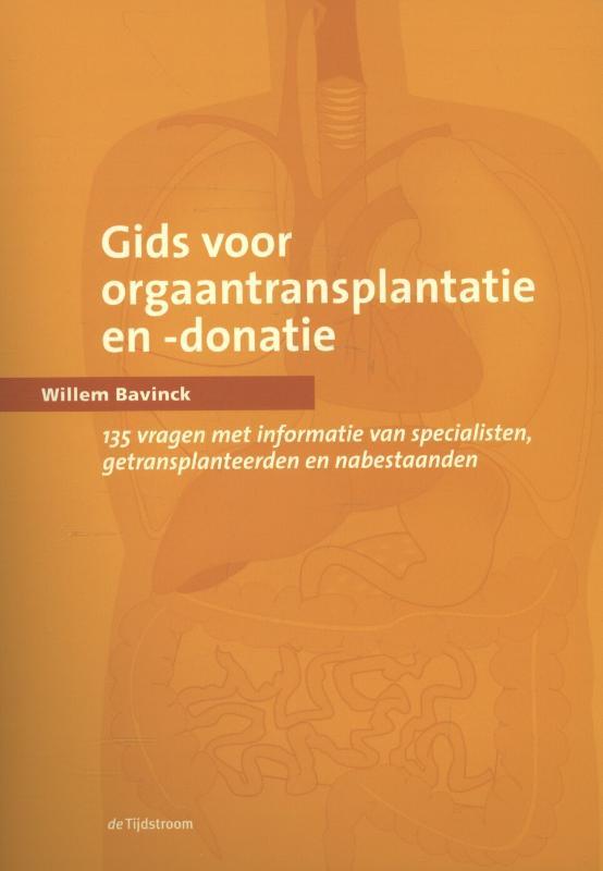 Gids voor orgaantransplantatie en -donatie
