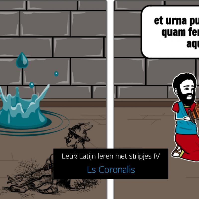Leuk Latijn leren met stripjes IV