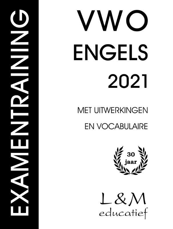 Vwo Engels 2021
