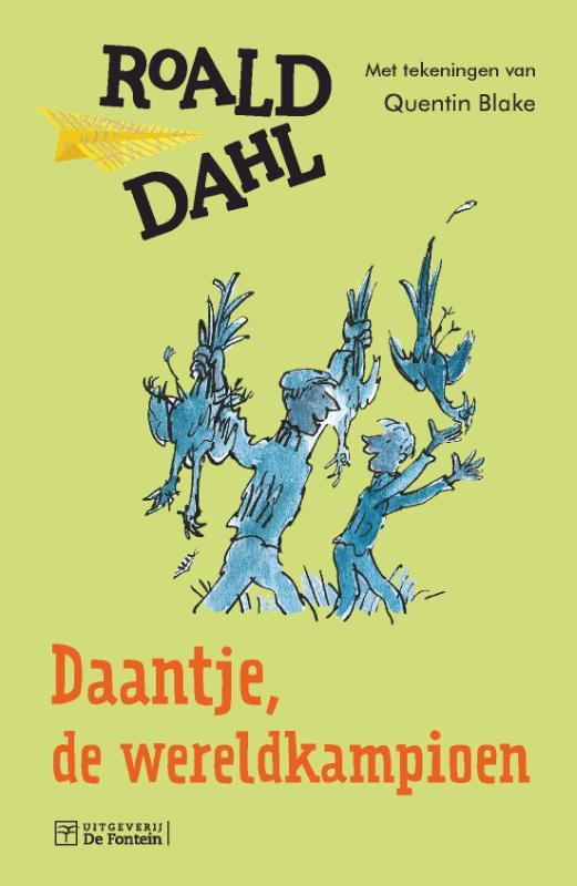 Daantje, de wereldkampioen