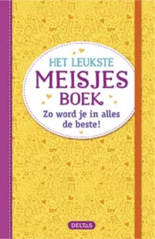 Het leukste meisjesboek