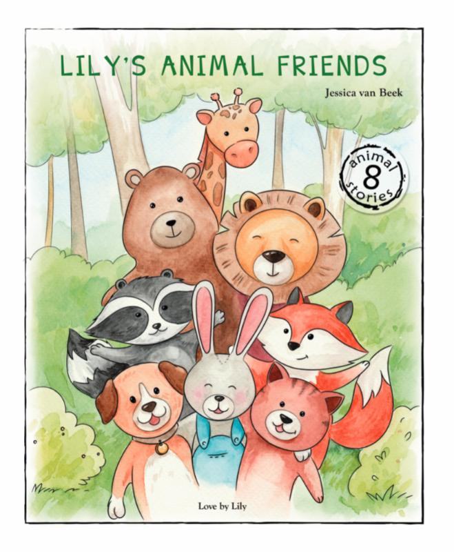 Lily's Animal Friends
