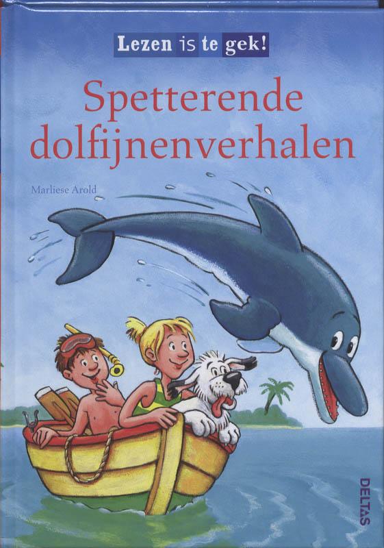 Spetterende dolfijnverhalen
