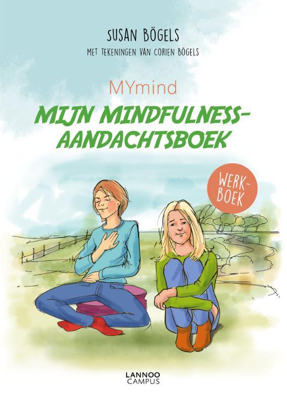 MYmind Mijn mindfulness-aandachtsboek