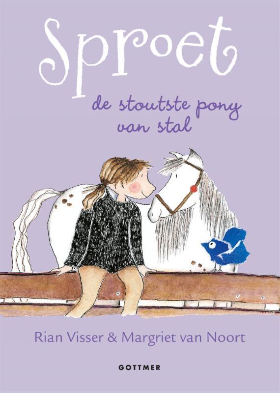 Sproet, de stoutste pony van stal