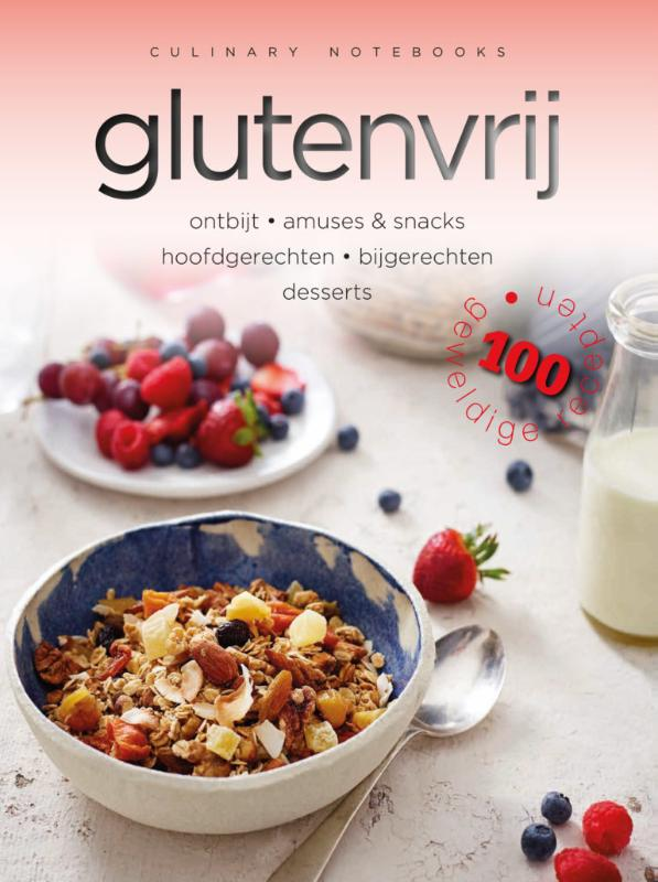 Culinary notebooks Glutenvrij