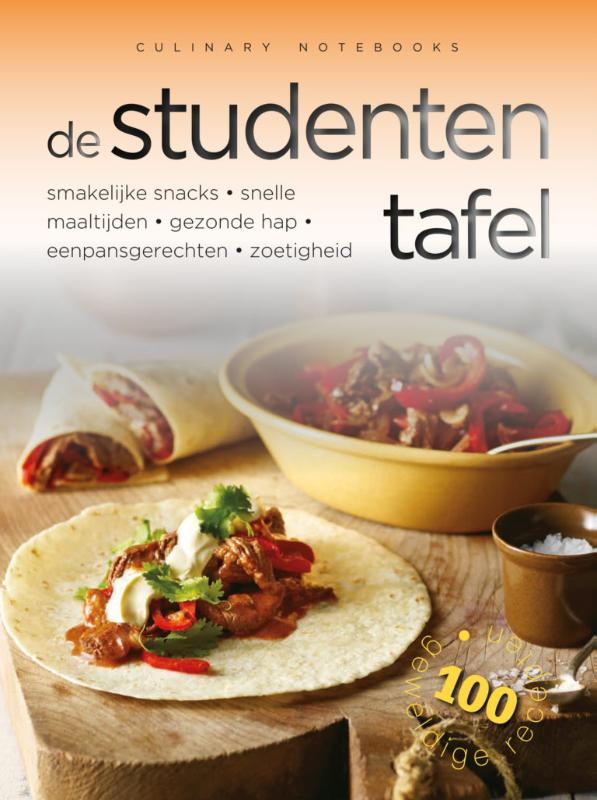 Culinary notebooks De studententafel