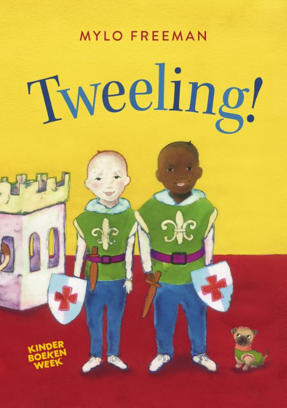 Set 25 Kinderboekenweek Prentenboeken 2020