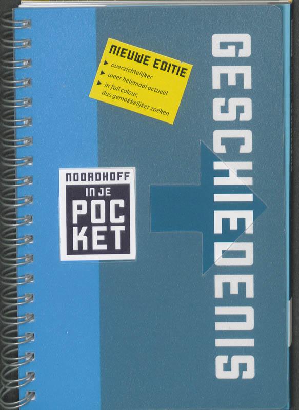 Noordhoff Geschiedenis in je pocket