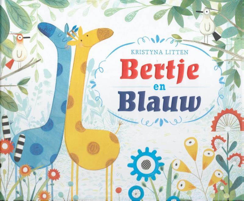 Bertje en Blauw