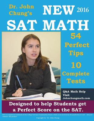 Dr. John Chung's New SAT Math