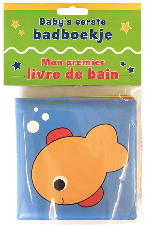 Baby's eerste badboekje / Mon premier livre de bain