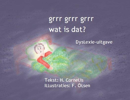 Grrr grrr grrr wat is dat?