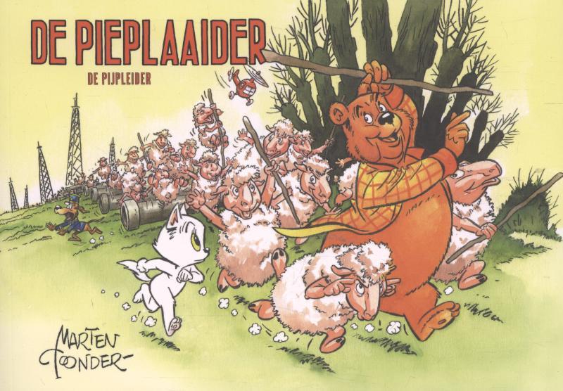 De Pieplaaider
