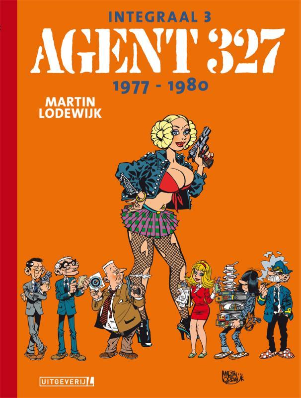 Agent 327   Integraal 03   1977 - 1980