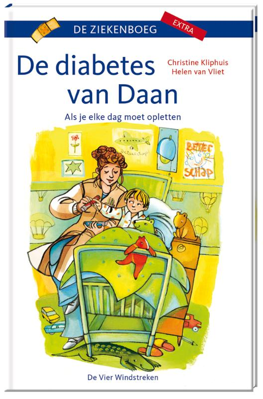 De diabetes van Daan