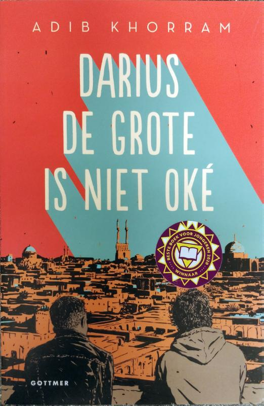Darius de Grote is niet ok�