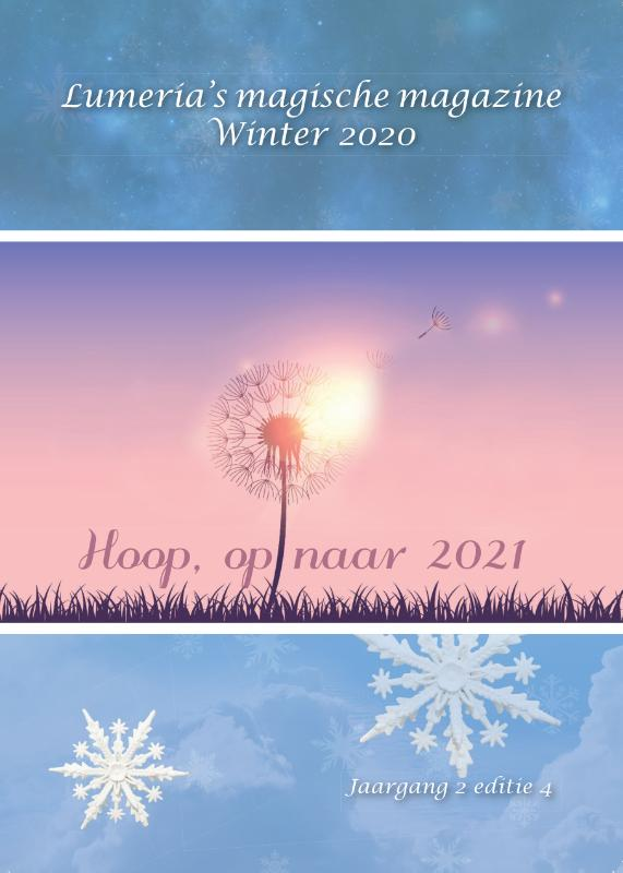 Lumeria's magische magazine winter 2020