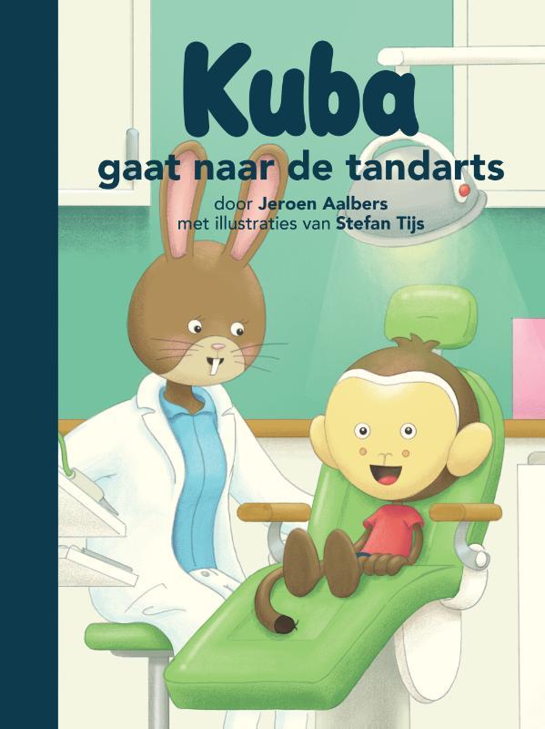 Kuba gaat naar de tandarts