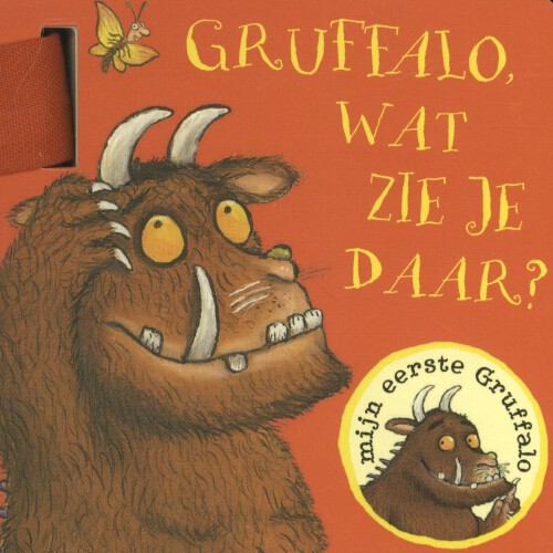 Gruffalo, wat zie je daar?