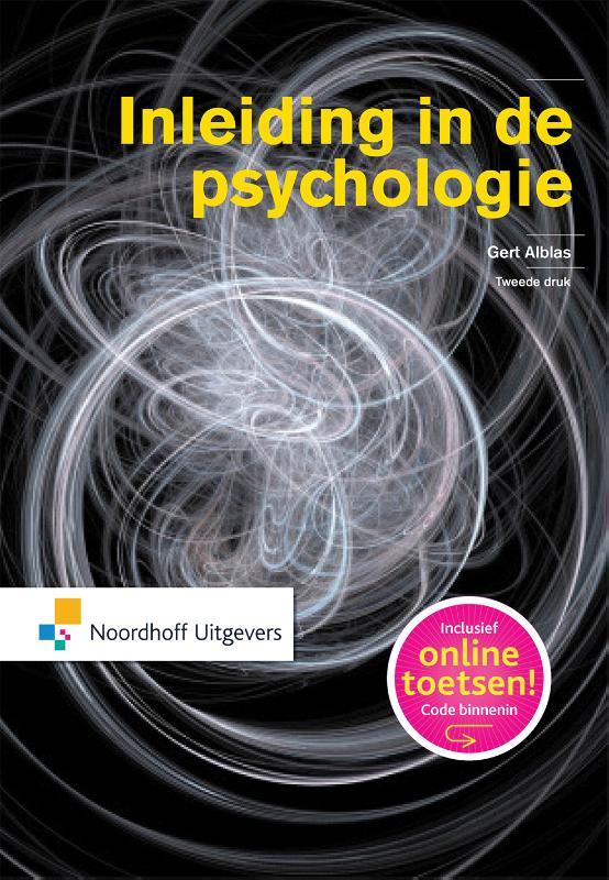 Inleiding in de psychologie