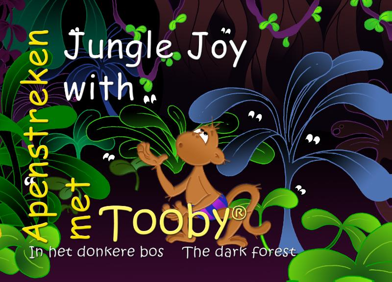 In het donkere bos - The dark forest