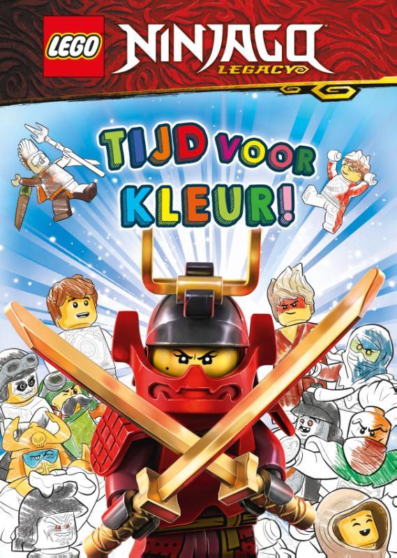 LEGO NINJAGO - Tijd voor kleur!