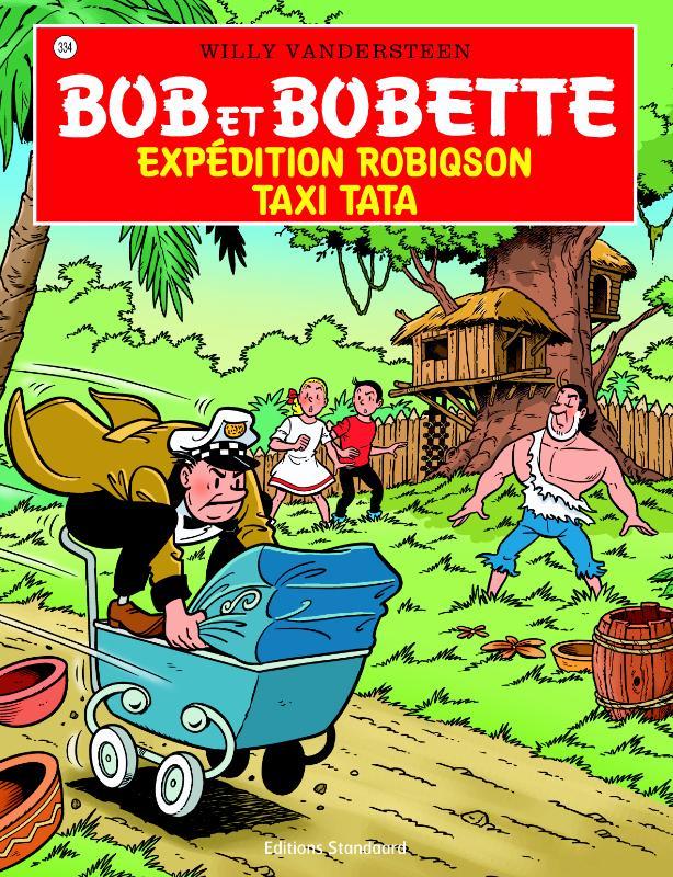 Expédition Robiqson ; Taxi tata