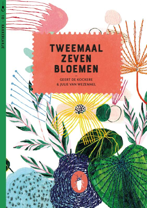 Tweemaal zeven bloemen (set van 6)