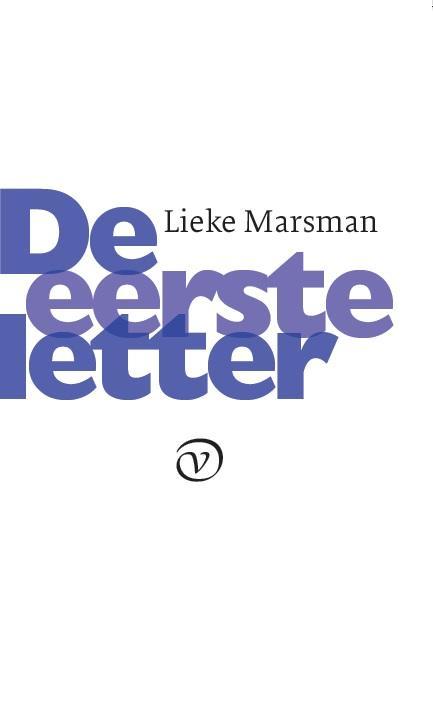 De eerste letter