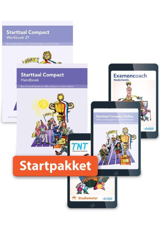 Starttaal Compact 2F Startpakket