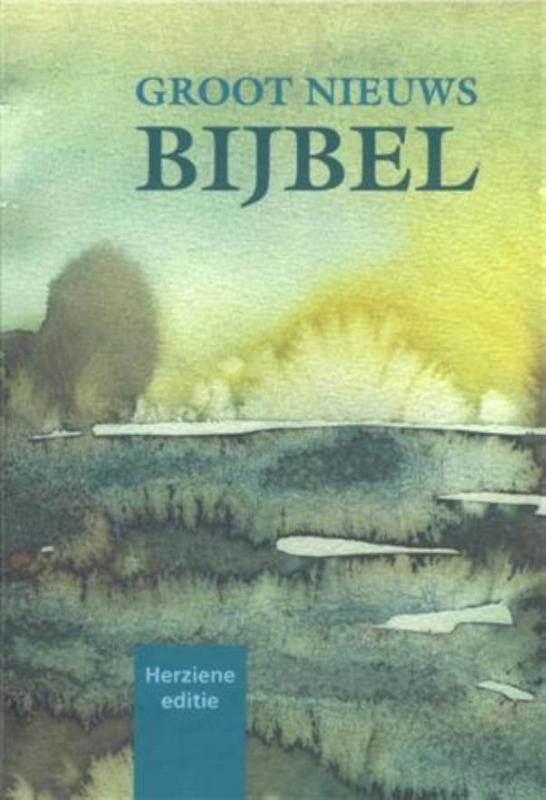 Bijbel groot nieuws bijbel