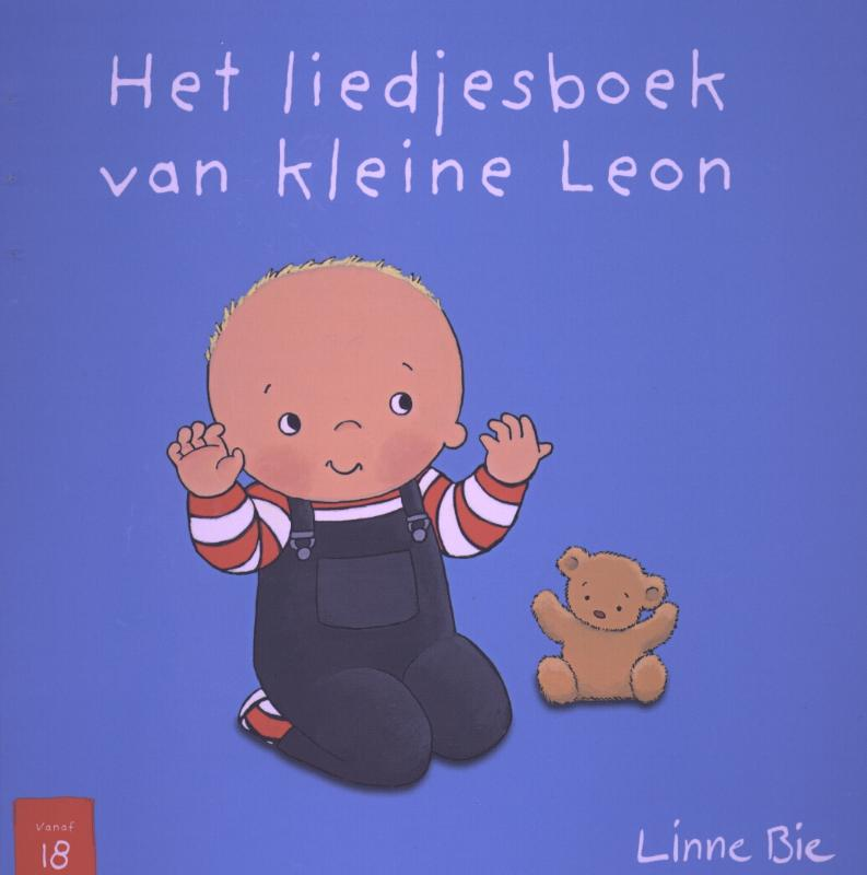 Liedjesboek van kleine Leon