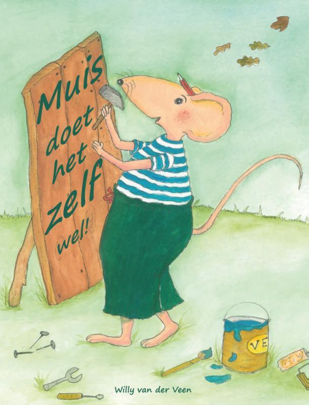 Muis doet het zelf wel!