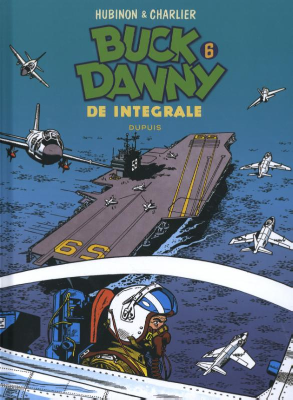Buck Danny Integraal 6