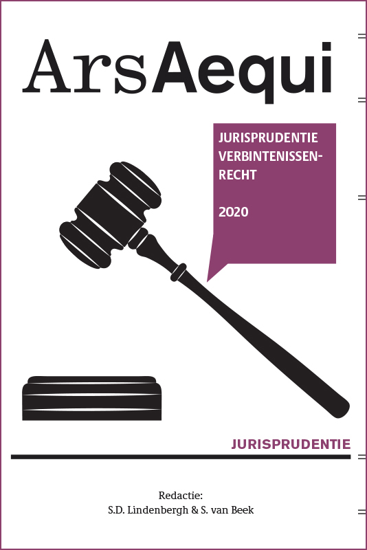 Jurisprudentie Verbintenissenrecht 2020