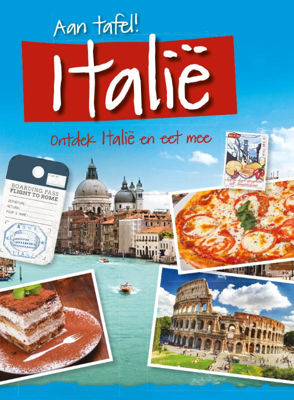 Ontdek Italië en eet mee